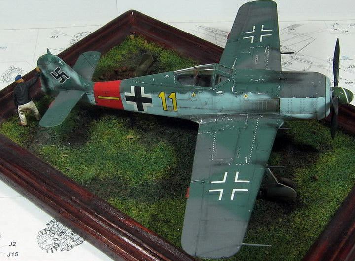 FW-190 A-8