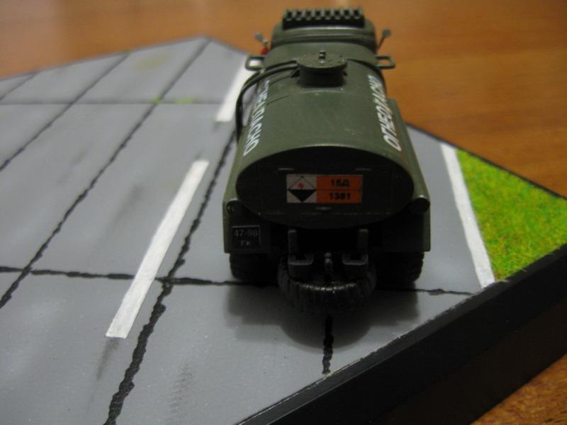MIG-15 & ZIL-157