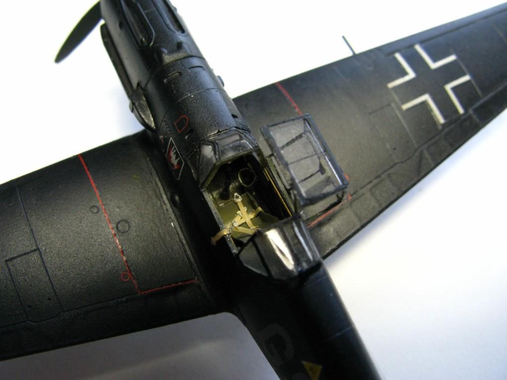 BF 109 E-4