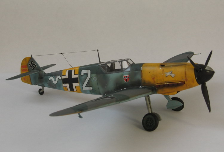 BF-109 F