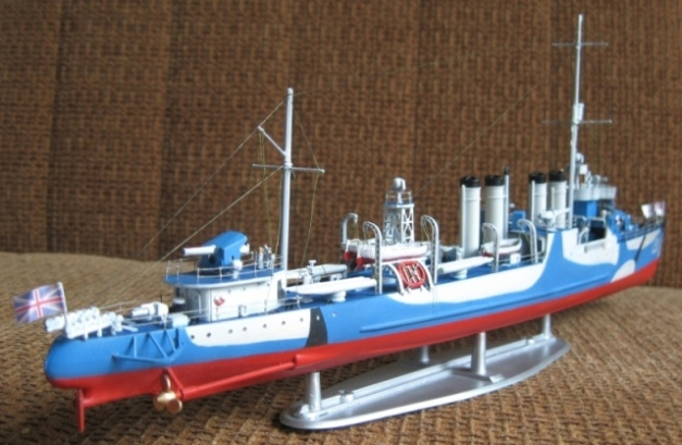 HMS «CAMPBELTOWN»