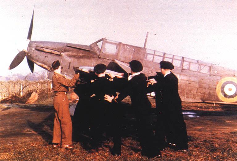 Fairey Fulmar Mk.I/II