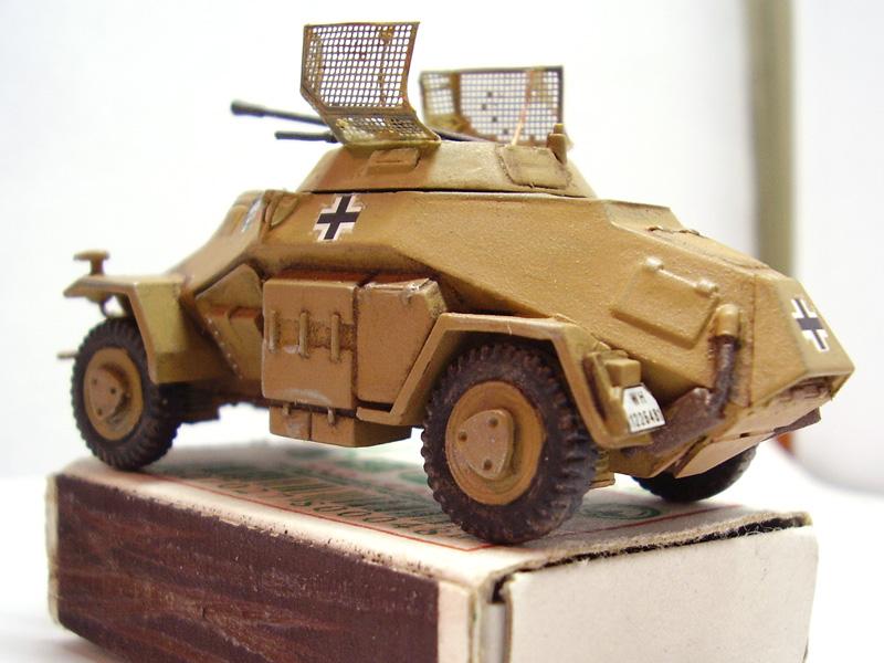 ICM 1/72 Sd.Kfz.222